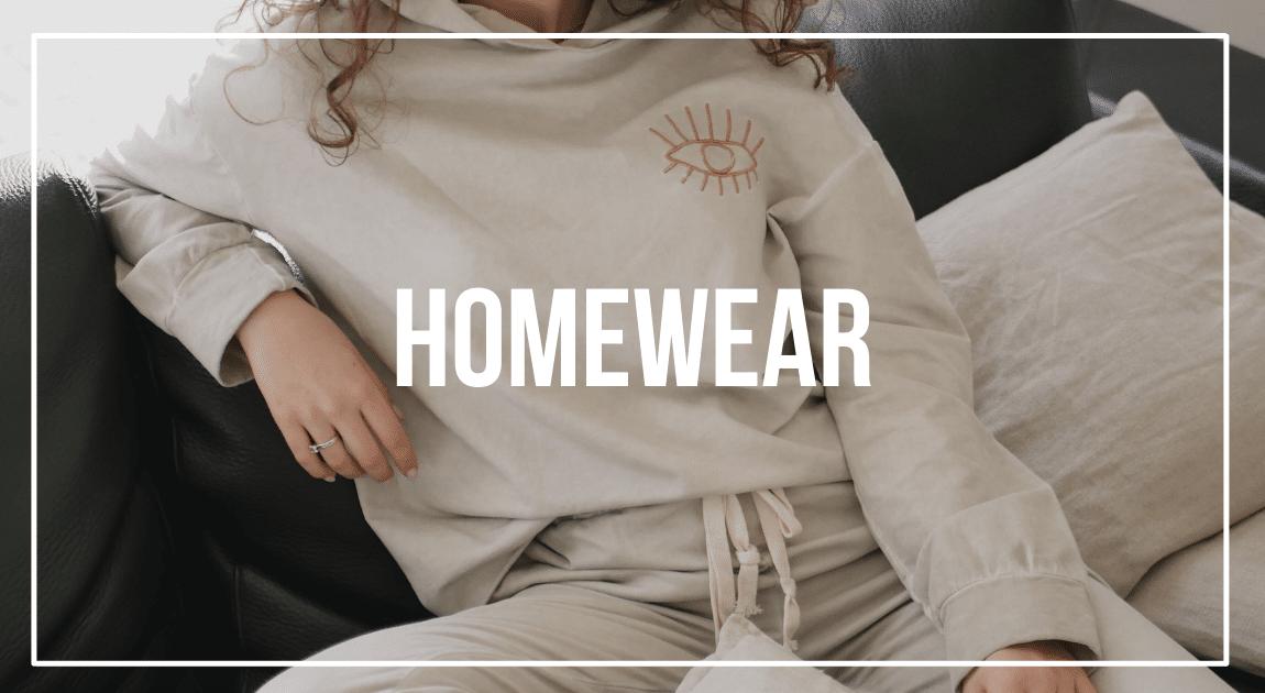 Nos ensembles homewear