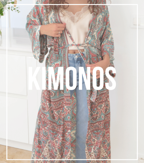 Nos kimonos
